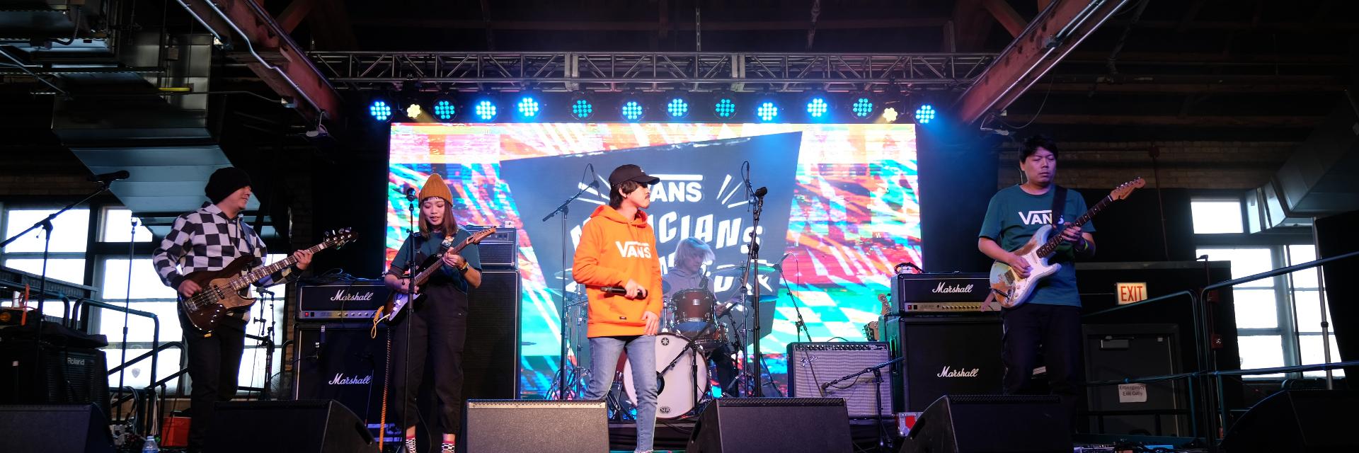 專訪 / 站上 HOUSE OF VANS 世界舞台!來自台南的台灣之光鐵擊:「在台灣玩團很辛苦,但也是我們的優勢!」