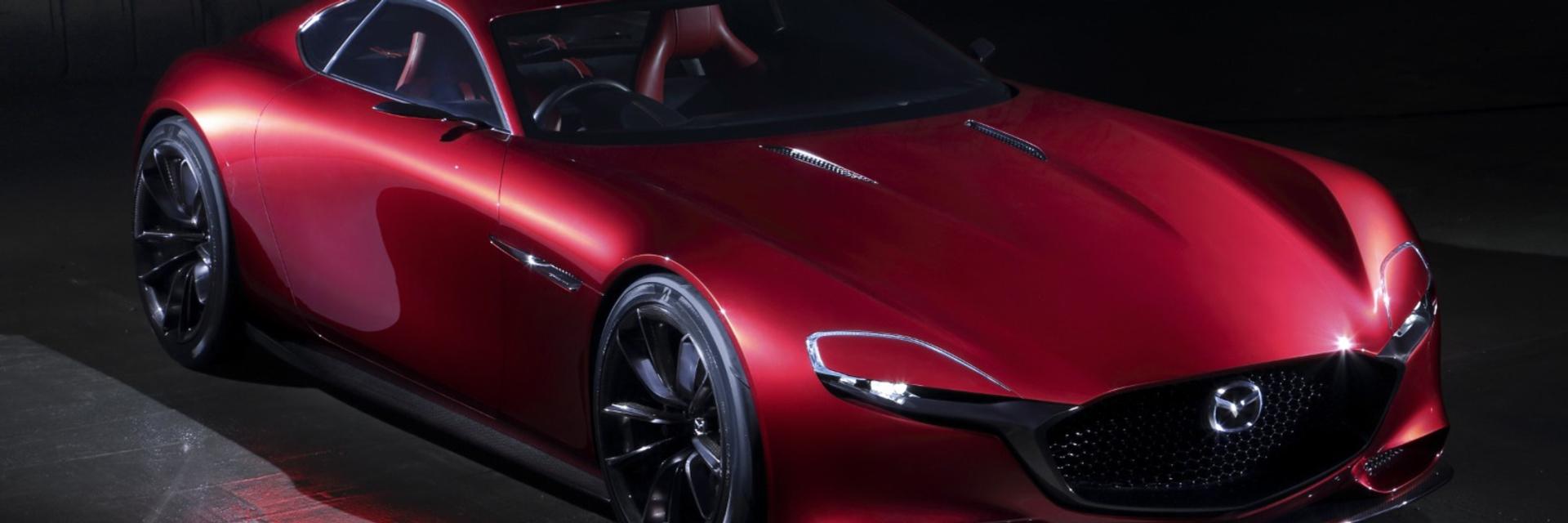 Mazda RX-Vision GT3 Concept 電玩虛擬賽車將在明年推出
